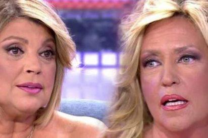 """Terelu a Lydia Lozano: """"¿Te acostaste anoche con Charly?"""""""