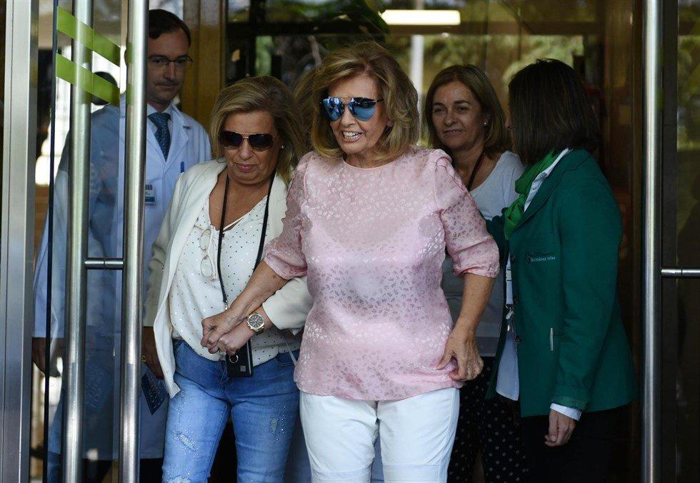 Un error de Telecinco airea la verdad: las terribles secuelas de Teresa Campos tras el ictus