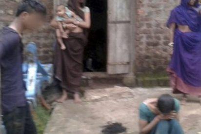 Estos dos jóvenes indios son secuestrados y torturados por casarse sin permiso familiar