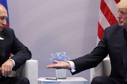 Trump impone sanciones drásticas a Rusia por el caso Skripal