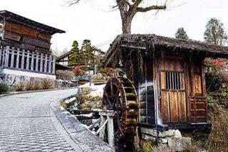 Viaja en el tiempo al Japón de hace tres siglos
