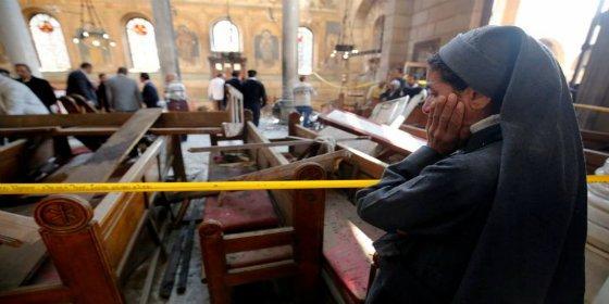 Fallido intento de atentado en una iglesia de El Cairo