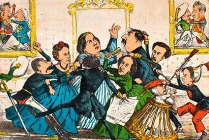 'La Gloriosa': una exposición conmemora el 150 aniversario de 'la revolución que no fue'