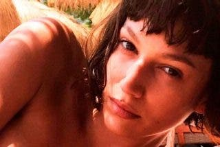 Úrsula Corberó bate récord en Instagram con su último topless