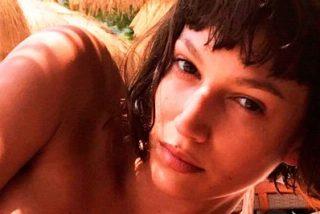 Úrsula Corberó se desnuda en Instagram y 'rompe' el contador de 'Me Gusta'