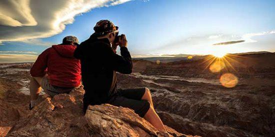 Qué ver en Chile: Valle de la Luna y Marte