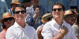 Albert Rivera tiene ya cerrada la candidatura de Manuel Valls para alcalde de Barcelona
