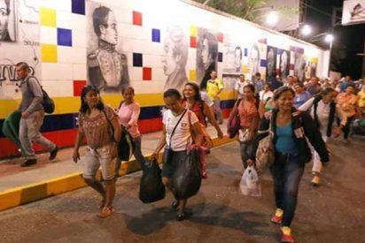 """La ONU pide a los países vecinos mantener """"sus puertas abiertas"""" para recibir refugiados venezolanos"""