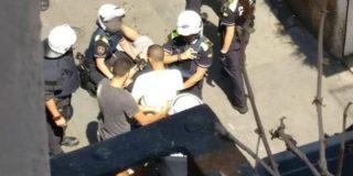 'Barcelona Ciudad sin Ley': apuñalan y apalean salvajemente a un macarra a plena luz del día