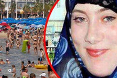 Samantha, la 'viuda blanca' yihadista que sueña con perpetrar una carnicería en las playas españolas