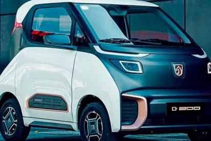 Descubre el Wuling Baojun E200 un vehículo eléctrico, urbano y low cost