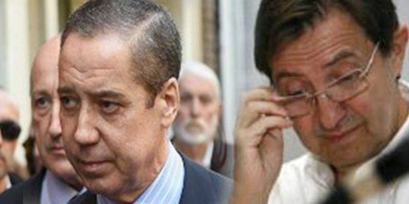 Losantos afirma que Zaplana se muere y llama sádica a la juez que no permite salir de prisión al 'moribundo'