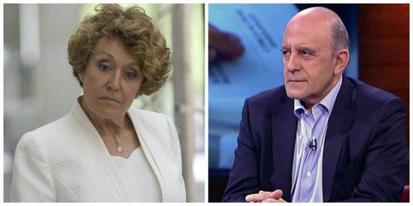 Zarzalejos pide a gritos una silla de tertuliano en TVE elogiando a la comisaria política de Sánchez