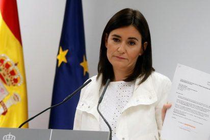 """Carmen Montón y sus paridas en el máster que abortó su carrera: """"La maternidad es esclavitud"""""""