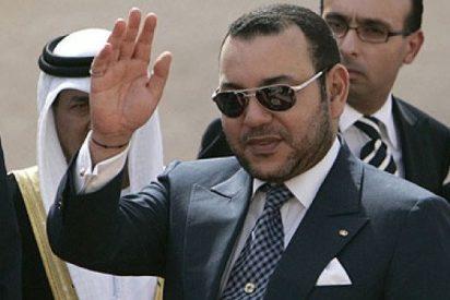 El 'peluco' de mil diamantes del rey Mohamed VI que hace tirarse de los pelos a todo Marruecos