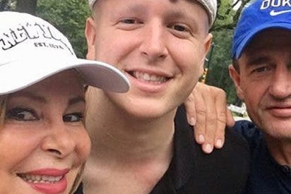 Álex, el hijo de Ana Obregón y Alessandro Lequio, afronta la última fase del tratamiento del cáncer