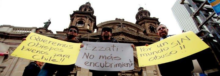 La Fiscalía chilena registra los obispados de Valparaíso, Chillán, Concepción y Osorno