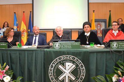 """Cañizares: """"Nace el Campus UCV como referencia de los nuevos tiempos"""""""