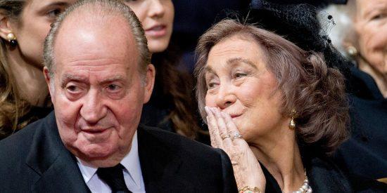 La real faena que obligará a una triste doña Sofía a brindar de nuevo con el rey Juan Carlos
