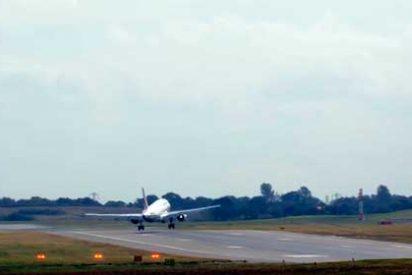 Este es el momento en que un Airbus de Air France evita estrellarse