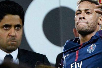 Al-Khelaïfi se pone 'chulito' con el RealMadrid respecto Neymar