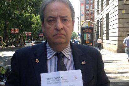 """El 'camarero que enfrentó a Pablo Iglesias' rechaza conciliar con el primo de Diosdado Cabello: """"Tendrá que mostrar a la Justicia española el origen de su dinero"""""""