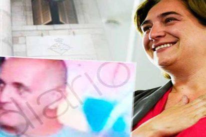 Este es el fanático matón separatista que partió la nariz a una mujer por quitar lazos amarillos