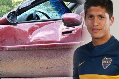 El futbolista argentino Alejandro Nahuel Záratem causa un accidente de tráfico en Buenos Aires que deja dos muertos
