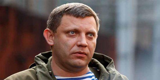 Asesinan con una bomba al líder prorruso que proclamó la independencia de Donetsk, en Ucrania