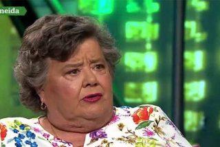 Cristina Almeida hace un alegato feminista y luego defiende a la ministra del 'maricón' y las 'putas' de Villarejo