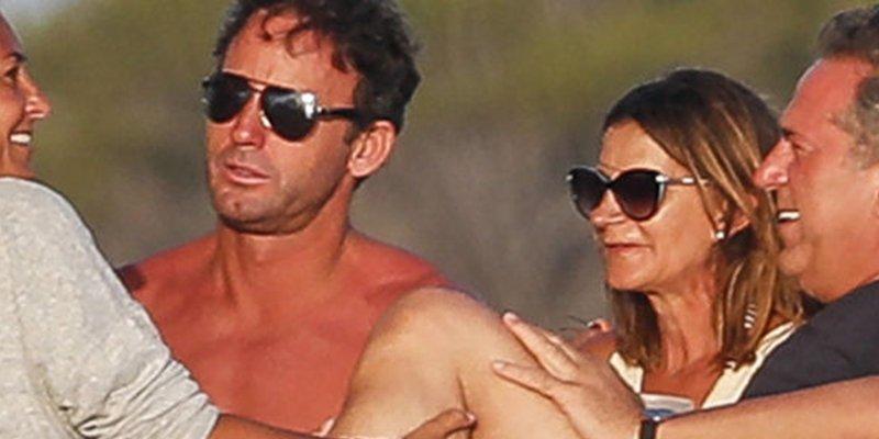 Todo sobre la boda secreta en Italia de Alvaro Muñoz Escassi y Carmen Matutes