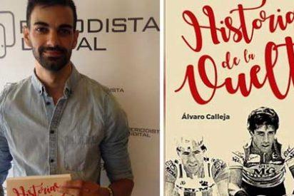 """Álvaro Calleja: """"La Vuelta está en buenas manos porque ha sabido innovar y evolucionar sin perder el respeto al deporte ni al ciclista"""""""