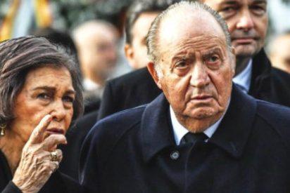 El día en que don Juan Carlos y doña Sofía bailaron enamorados el 'Viva España'