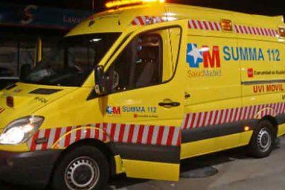 Una conductora muere aplastada por la furgoneta de la que acababa de bajarse y en la que seguían sus dos hijos