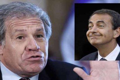 España presentará una protesta vía diplomática por las críticas de Almagro a Zapatero