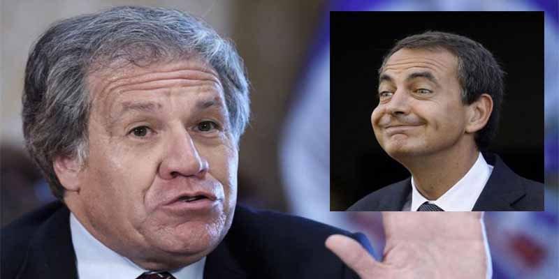 La respuesta de Zapatero a Almagro: Cuando se pierden las formas es mejor no responder