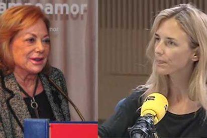 Una histórica del socialismo andaluz que va de 'feminista' pide a Daniel Gavela que eche de la SER a Cayetana Álvarez de Toledo