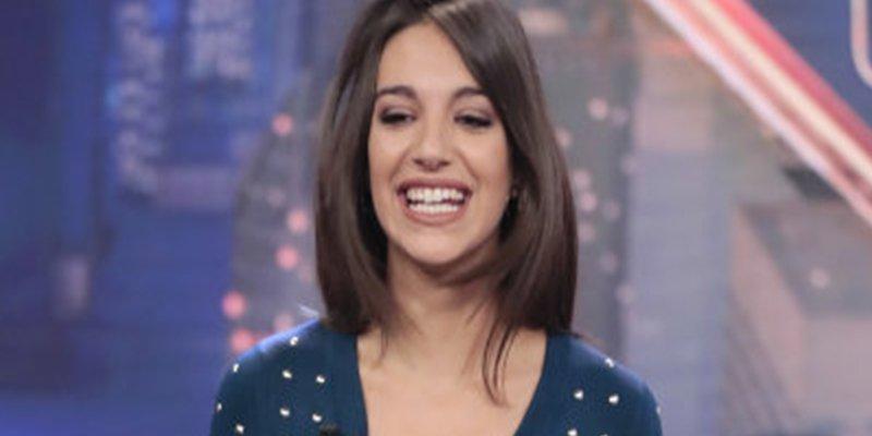 Así ha reaccionado Ana Guerra a un comentario sobre su físico tras pasar por 'El Hormiguero'