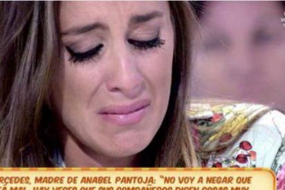 """Así de destrozada está Anabel Pantoja tras abandonar 'Sálvame': """"Me hace falta el dinero pero no puedo más"""""""