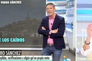 """Ana Rosa reaparece hundiendo a 'rectificaciones Sánchez': """"Yo ya no puedo más con el tema de Franco…"""""""