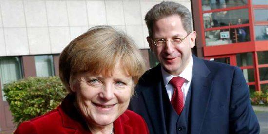 Angela Merkel: Broncas, espías, ultras y fake news