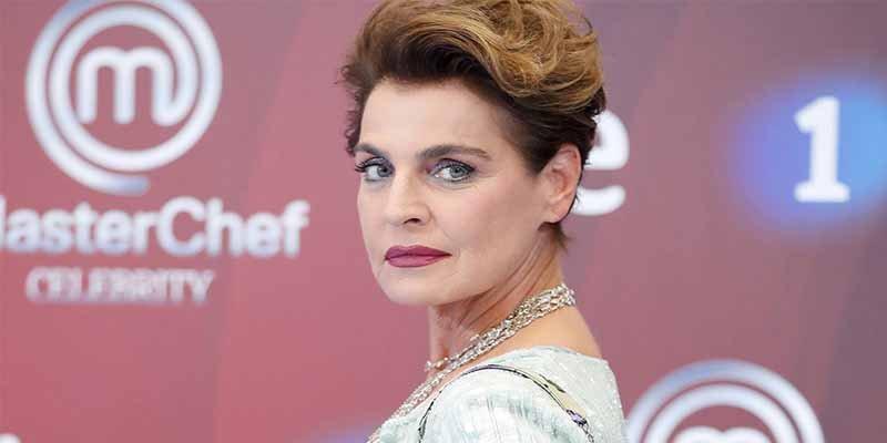 Antonia Dell'atte demandará a sus compañeros de Masterchef Celebrity