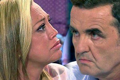 Antonio Montero sacude un zasca 'catedralicio' a la maledeucada de Belen Esteban