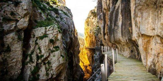 El Caminito del Rey, un recurso turístico que hace grande a la provincia de Málaga