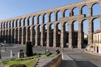 Acueducto de Segovia, una increible obra de ingeniería civil