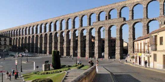 El asedio de Segovia por parte del ejercito Imperial de Carlos I