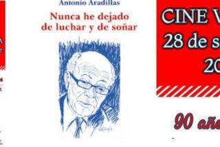 Fernández Vara y Celso Morga presidirán el homenaje a Antonio Aradillas