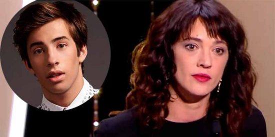 La acusación de Asia Argento contra Jimmy Bennett que da un giro al caso del abuso sexual