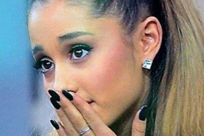 Ariana Grande, duramente atacada en redes tras la muerte de su ex pareja Mac Miller