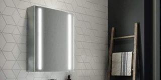 ¿Dónde encontrar armarios de baño con espejo y luz a buen precio?